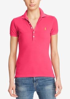 Ralph Lauren: Polo Polo Ralph Lauren Skinny Stretch Polo Shirt