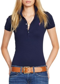 Ralph Lauren: Polo Polo Ralph Lauren Skinny Stretch Polo Shirt