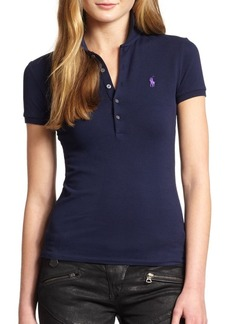 Ralph Lauren: Polo Skinny Stretch Polo Shirt