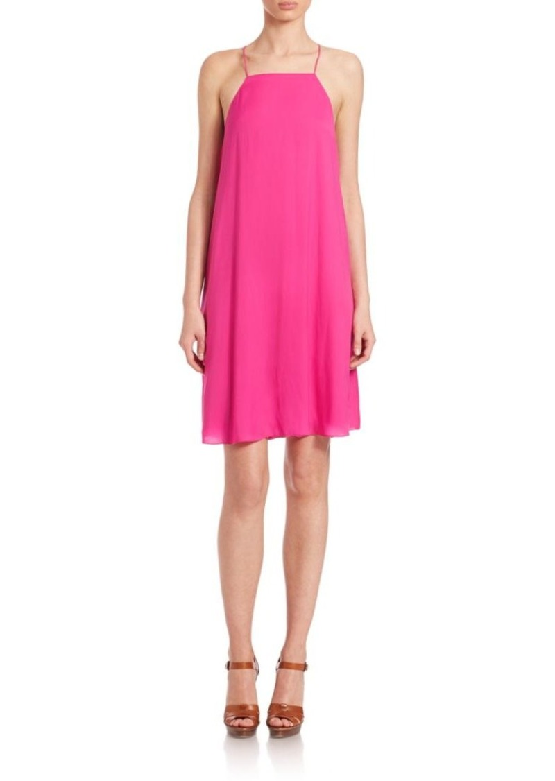 Ralph Lauren: Polo Polo Ralph Lauren Sleeveless A-Line Dress