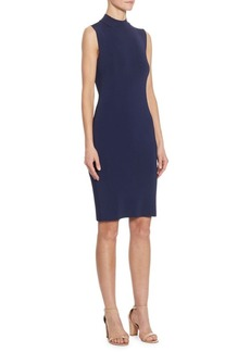 Polo Ralph Lauren Sleeveless Mockneck Dress