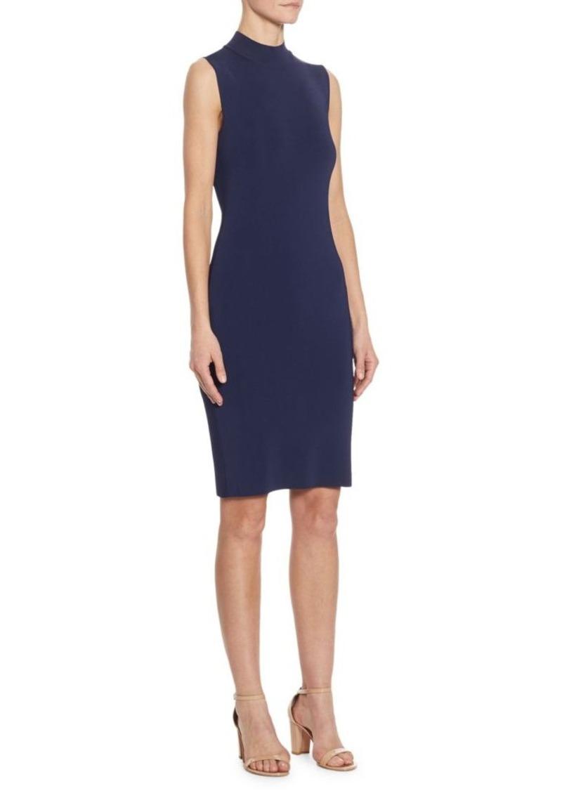Ralph Lauren: Polo Sleeveless Mockneck Dress