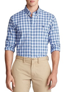 Ralph Lauren Polo Polo Ralph Lauren Slim Fit Checked Shirt