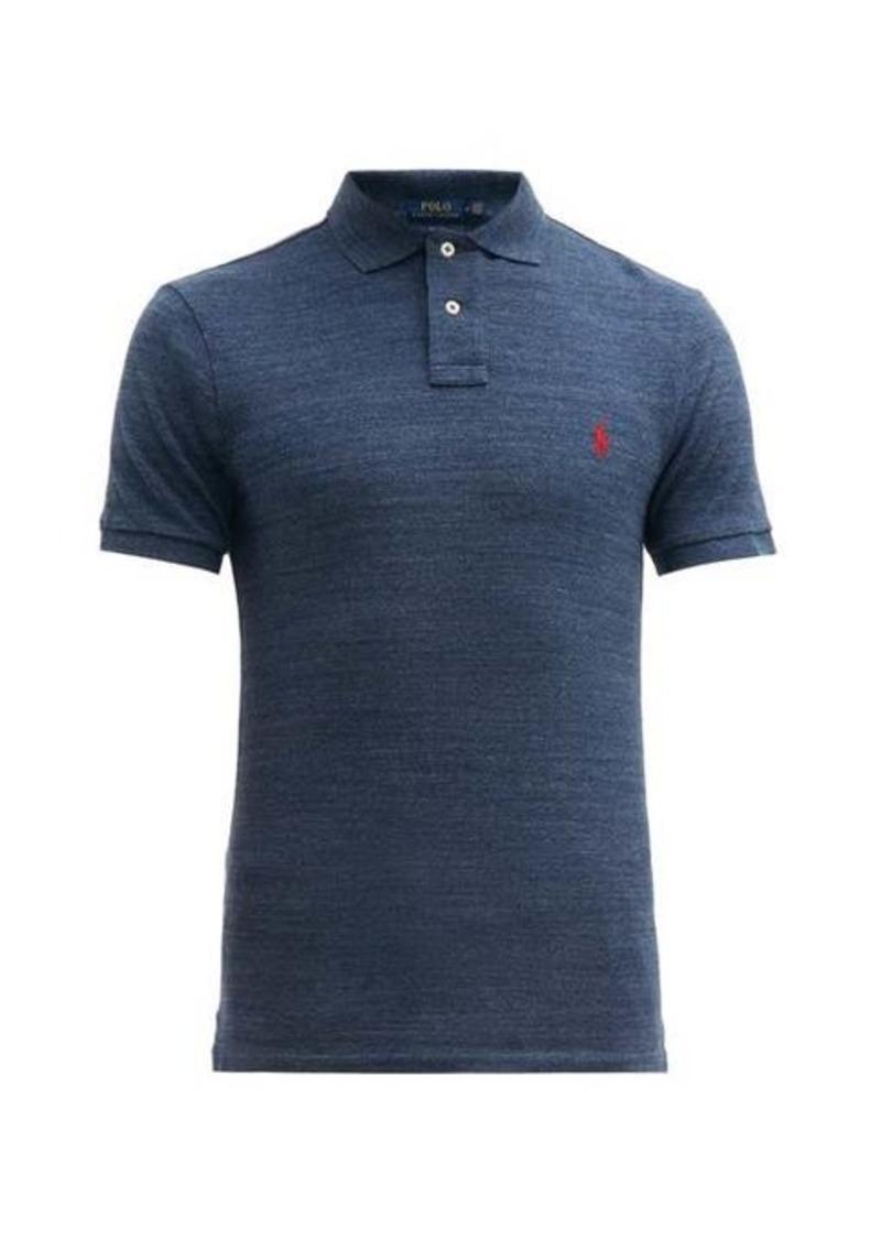 Ralph Lauren Polo Polo Ralph Lauren Slim-fit cotton-piqué polo shirt