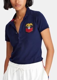 c8c69f7b84 Ralph Lauren  Polo Polo Ralph Lauren Tie-Dye Silk Shirt