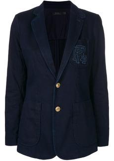 Ralph Lauren: Polo slim-fit denim blazer