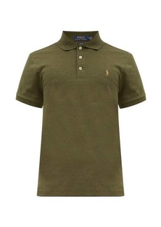Ralph Lauren Polo Polo Ralph Lauren Slim-fit embroidered-logo polo shirt