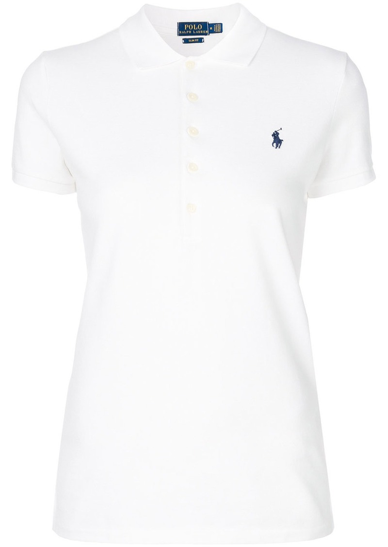 Ralph Lauren: Polo slim-fit polo shirt