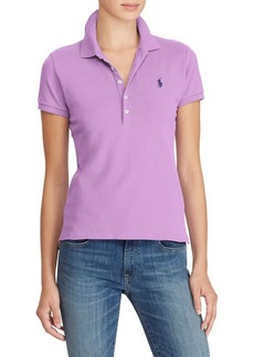 Ralph Lauren: Polo Polo Ralph Lauren Slim-Fit Stretch Mesh Polo