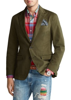 Ralph Lauren Polo Polo Ralph Lauren Garment-Dyed Stretch Chino Sport Coat
