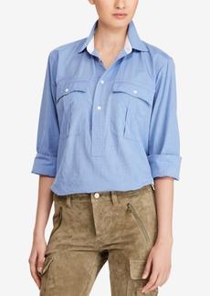 Ralph Lauren: Polo Polo Ralph Lauren Straight-Fit Cotton Shirt