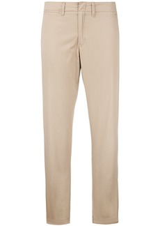 Ralph Lauren: Polo Polo Ralph Lauren straight relaxed trousers - Nude & Neutrals