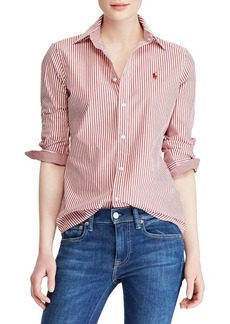 Ralph Lauren: Polo Polo Ralph Lauren Stretch Slim-Fit Cotton Shirt