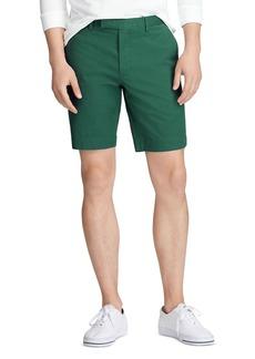 Ralph Lauren Polo Polo Ralph Lauren Stretch Slim Fit Twill Shorts