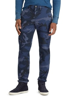 Ralph Lauren Polo Polo Ralph Lauren Stretch Straight-Fit Chinos
