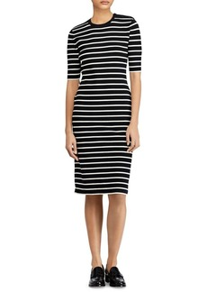 Ralph Lauren: Polo Polo Ralph Lauren Stripe Sweater Dress