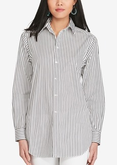Ralph Lauren: Polo Polo Ralph Lauren Relaxed-Fit Button-Up Cotton Shirt