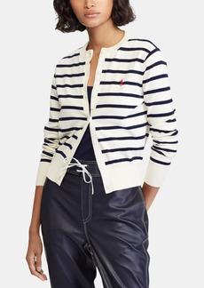 Ralph Lauren: Polo Polo Ralph Lauren Striped Cardigan