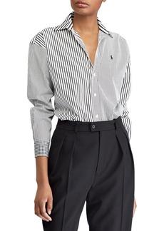 Ralph Lauren: Polo Polo Ralph Lauren Striped Cotton Button-Down Shirt