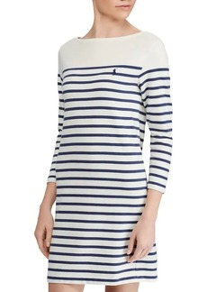 Ralph Lauren: Polo Polo Ralph Lauren Striped Cotton Dress