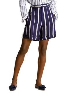 Ralph Lauren: Polo Polo Ralph Lauren Striped Cuff Shorts