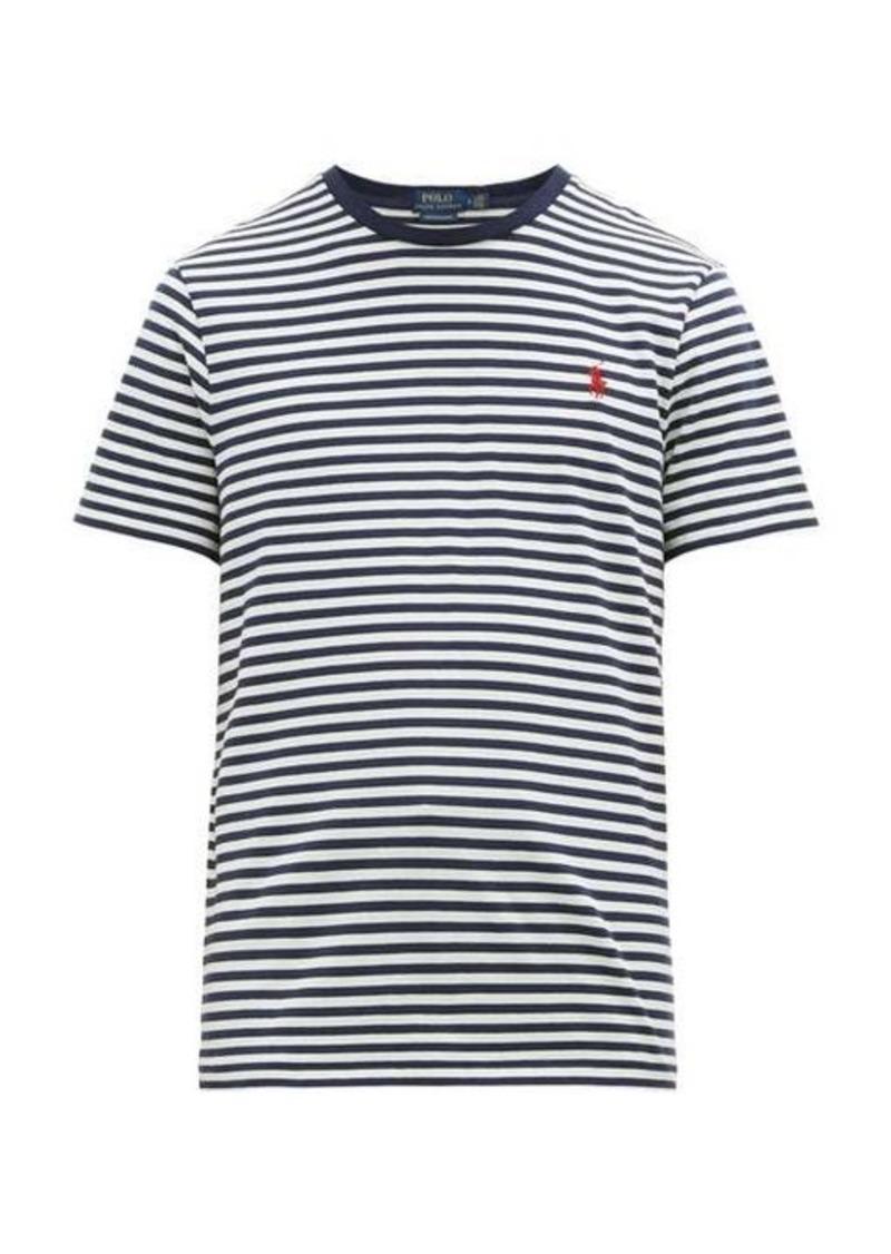 Ralph Lauren Polo Polo Ralph Lauren Striped slim-fit cotton-jersey T-shirt