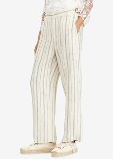 Ralph Lauren: Polo Polo Ralph Lauren Striped Wide-Leg Pants