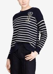 Ralph Lauren: Polo Polo Ralph Lauren Striped Wool Sweater