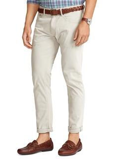 Ralph Lauren Polo Polo Ralph Lauren Sullivan Slim Stretch Jeans in Beige