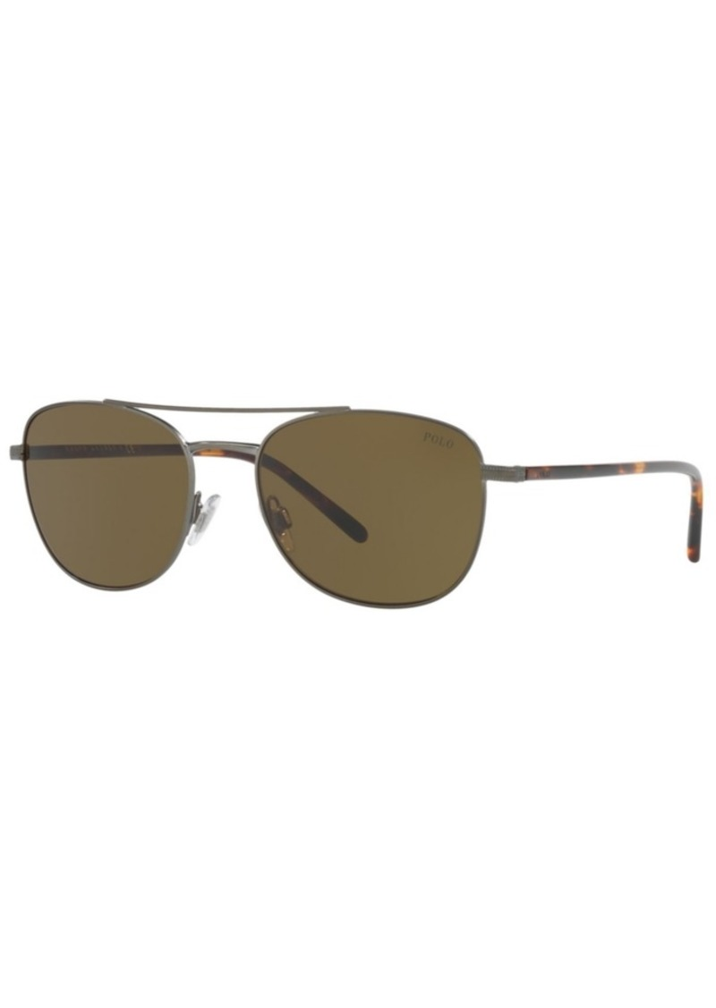 Ralph Lauren Polo Polo Ralph Lauren Sunglasses, PH3107 55