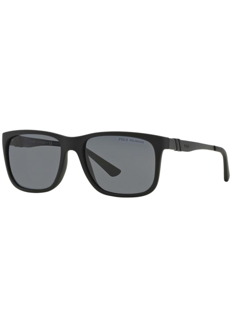 Ralph Lauren Polo Polo Ralph Lauren Polarized Sunglasses, PH4088