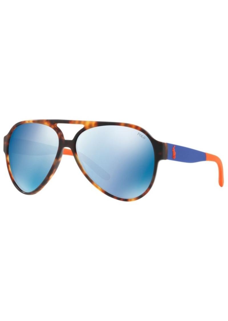 Ralph Lauren Polo Polo Ralph Lauren Sunglasses, PH4130 61