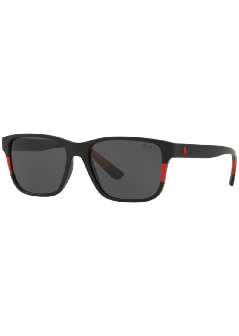 Ralph Lauren Polo Polo Ralph Lauren Sunglasses, PH4137 57
