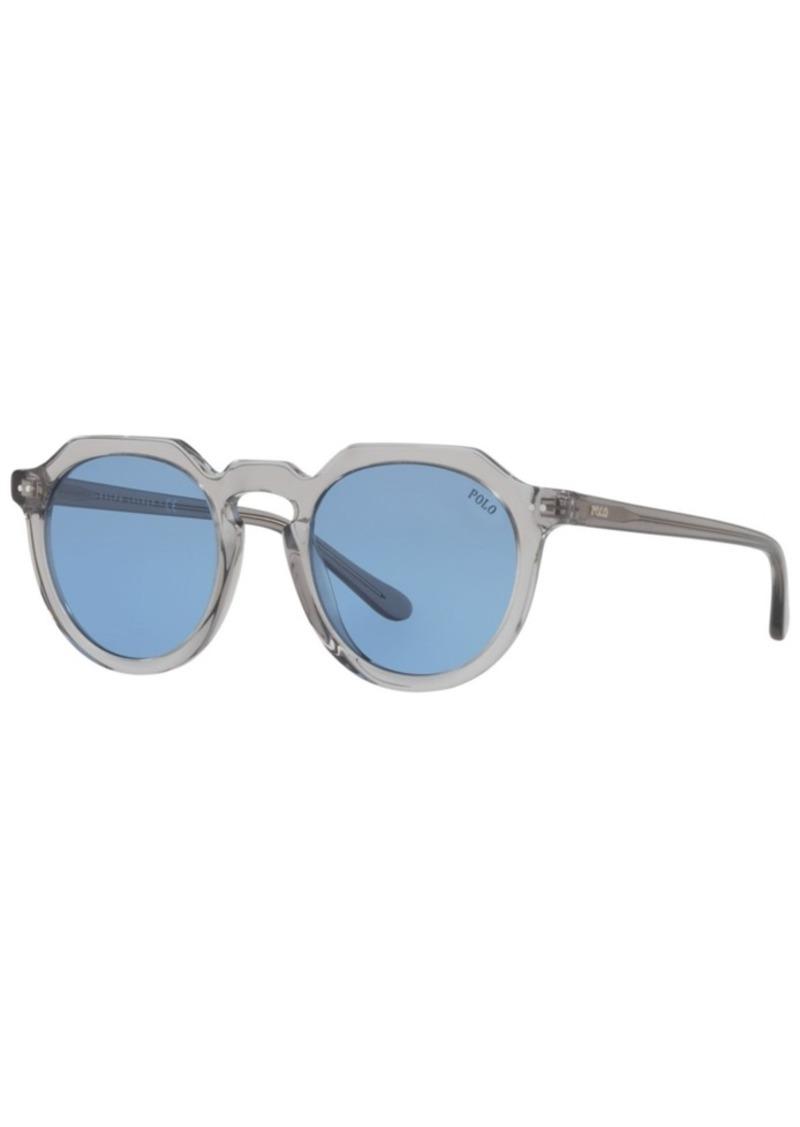 Ralph Lauren Polo Polo Ralph Lauren Sunglasses, PH4138 49
