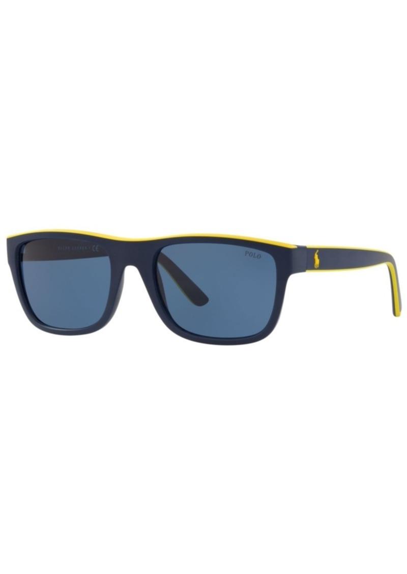 Ralph Lauren Polo Polo Ralph Lauren Sunglasses, PH4145 56