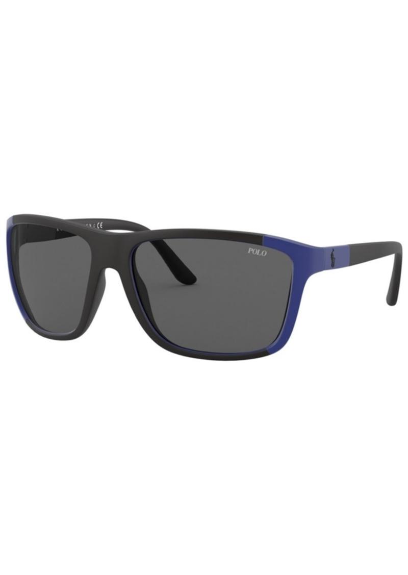 Ralph Lauren Polo Polo Ralph Lauren Sunglasses, PH4155 62
