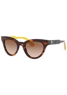 Ralph Lauren: Polo Polo Ralph Lauren Sunglasses, PH4157 49