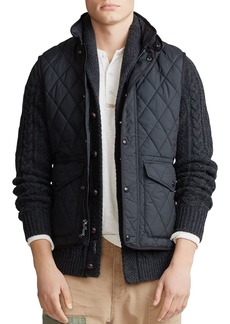 Ralph Lauren Polo Polo Ralph Lauren The Iconic Quilted Vest