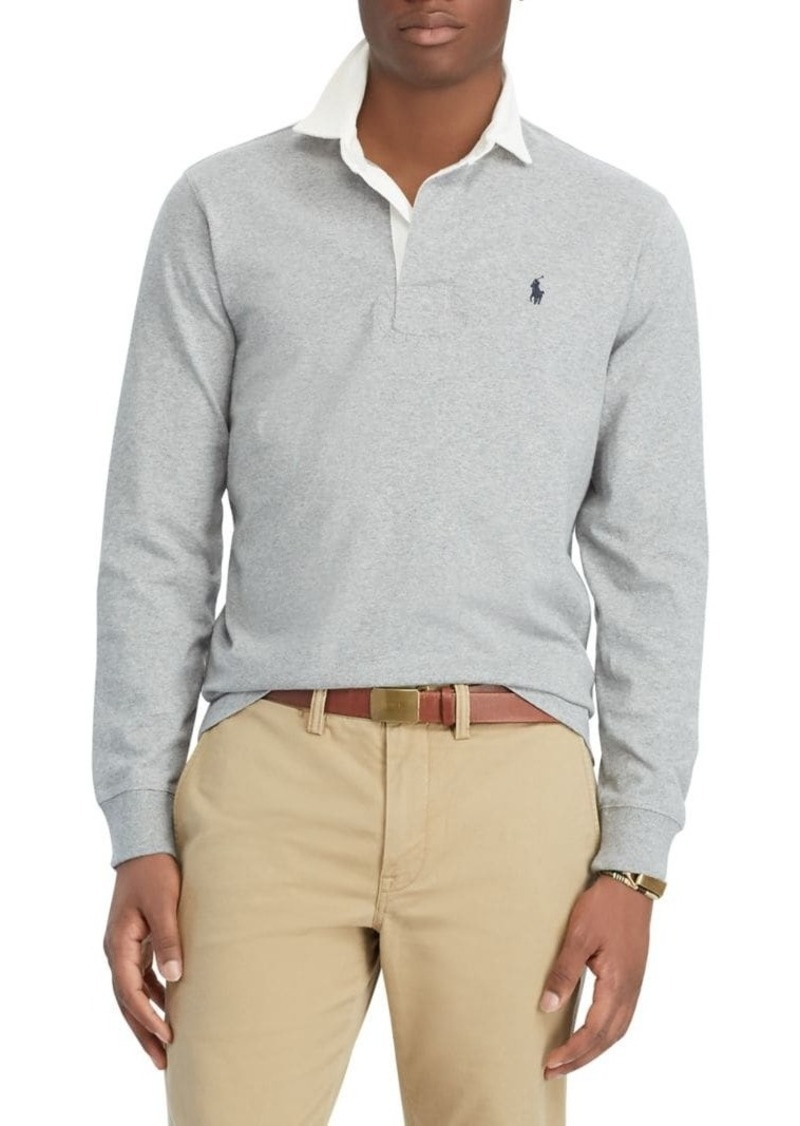 Ralph Lauren Polo Polo Ralph Lauren The Iconic Rugby Shirt