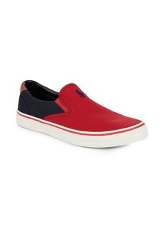 Ralph Lauren: Polo Polo Ralph Lauren Thompson Slip-On Sneaker
