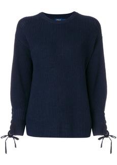 Ralph Lauren: Polo tie cuff jumper