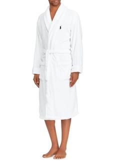 Ralph Lauren Polo Polo Ralph Lauren Tie-Waist Robe