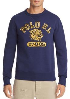 Ralph Lauren Polo Polo Ralph Lauren Tiger Logo Crewneck Sweatshirt - 100% Exclusive