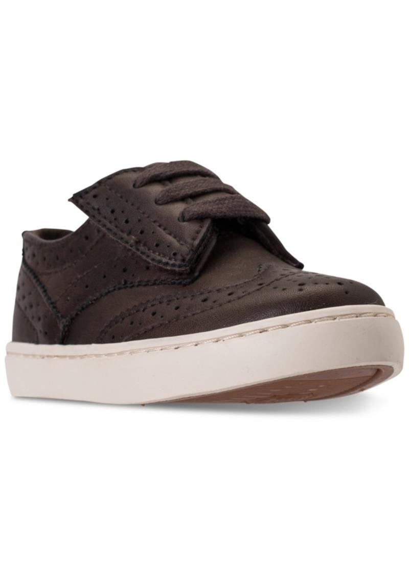 Ralph Lauren: Polo Polo Ralph Lauren Toddler Boys' Alek Oxford Ez Casual Sneakers from Finish Line