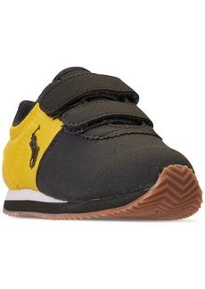 28e922187ba Ralph Lauren: Polo Polo Ralph Lauren Toddler Boys' Brightwood Ez Casual  Sneakers from Finish