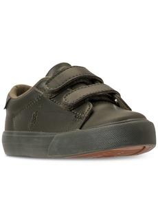 Ralph Lauren: Polo Polo Ralph Lauren Toddler Boys' Easten Ez Casual Sneakers from Finish Line