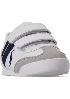 Ralph Lauren: Polo Polo Ralph Lauren Toddler Boys' Emmons Ez Slip-On Casual Sneakers from Finish Line