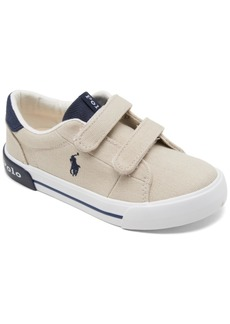 Ralph Lauren: Polo Polo Ralph Lauren Toddler Boys Graftyn Casual Sneakers from Finish Line