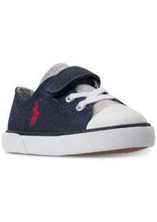 Ralph Lauren: Polo Polo Ralph Lauren Toddler Boys' Koni Casual Sneakers from Finish Line