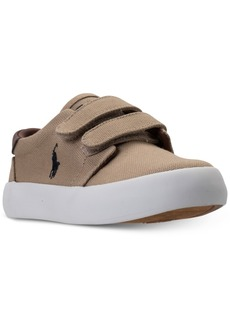 Ralph Lauren: Polo Polo Ralph Lauren Toddler Boys' Olan Ez Casual Sneakers from Finish Line